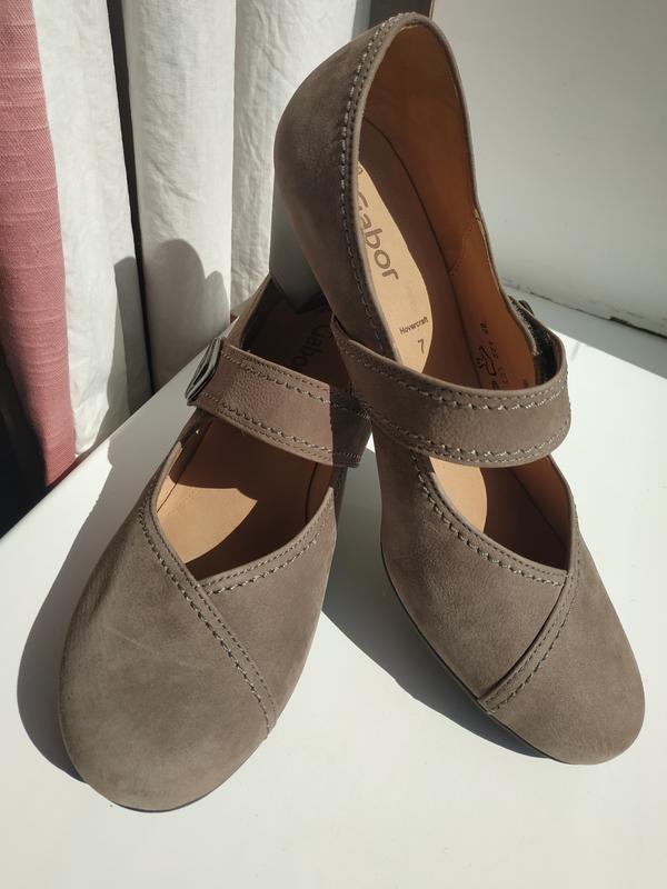 Gabor шикарные туфли идеал
