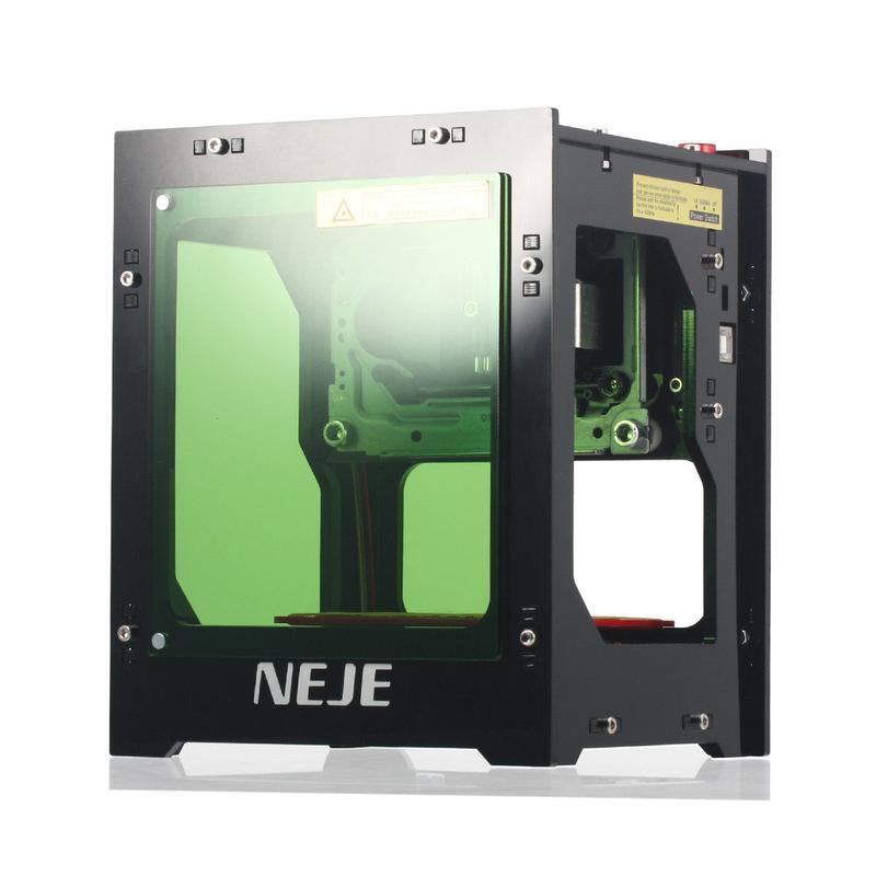 Лазерный гравер гравировальный станок Bluetooth Neje DK-BL 1500мВ