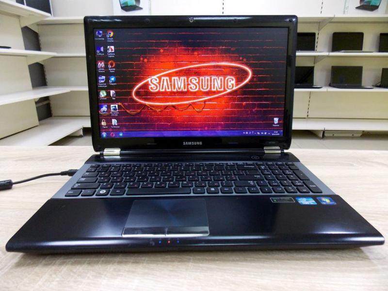 Игровой ноутбук Samsung RC530 - i5 / 2GB Nvidia + Intel HD / 8...