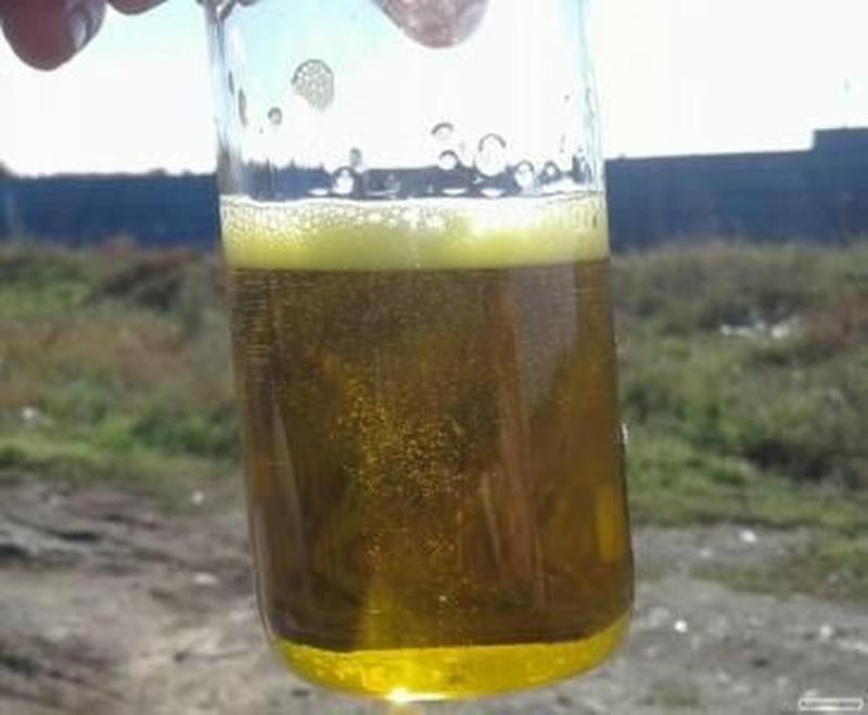 Олія лляна домашня 100% натуральна