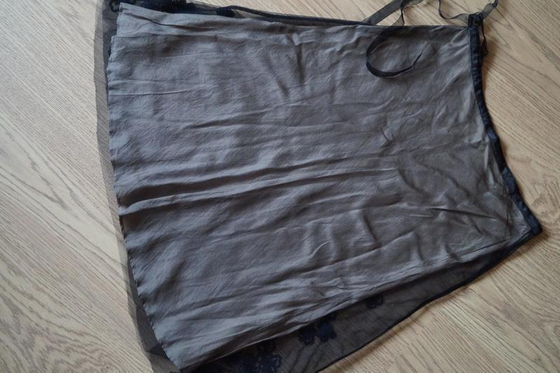 Юбка сетка от британского бренда allison taylor - Фото 2