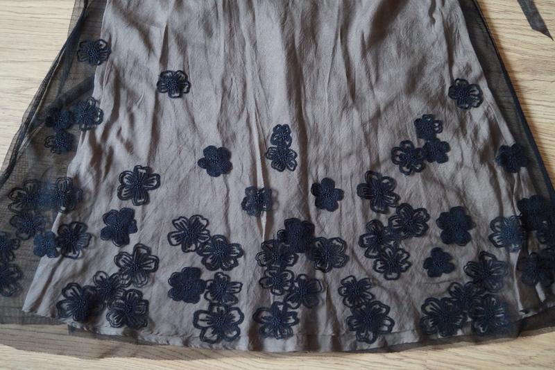 Юбка сетка от британского бренда allison taylor - Фото 3