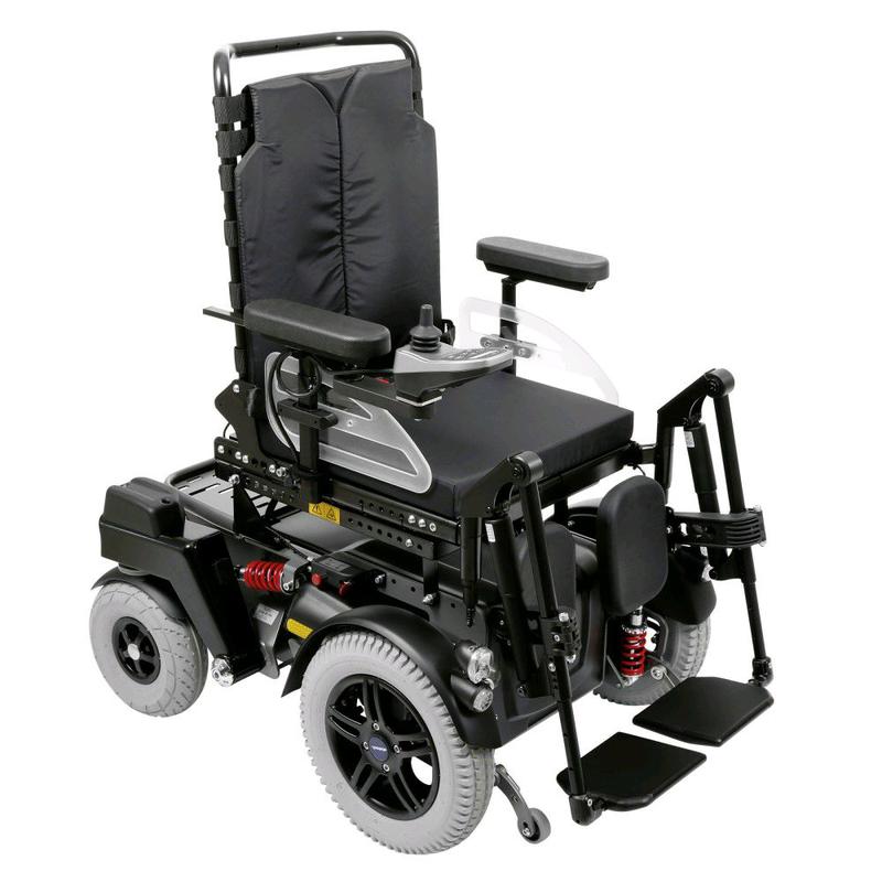 C1000DS Инвалидная коляска с электроприводом