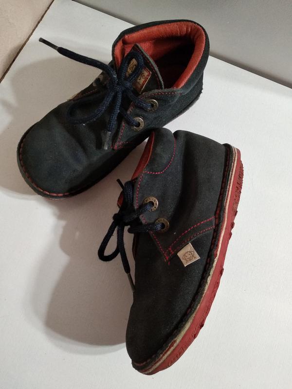 Демисезонные ботинки bjftilus германия р29 - Фото 4