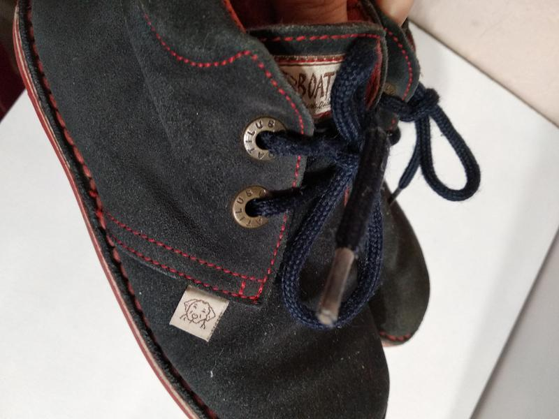 Демисезонные ботинки bjftilus германия р29 - Фото 5