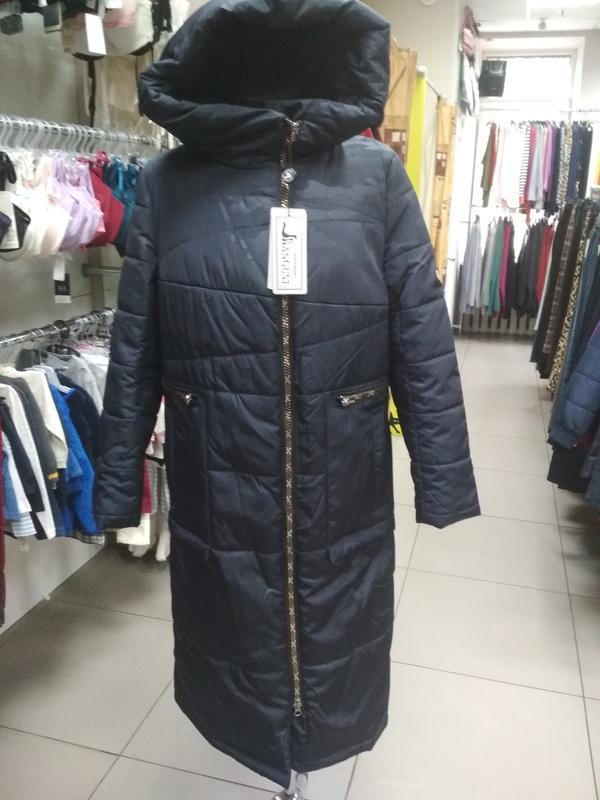 Зимнее женское пальто - Фото 3