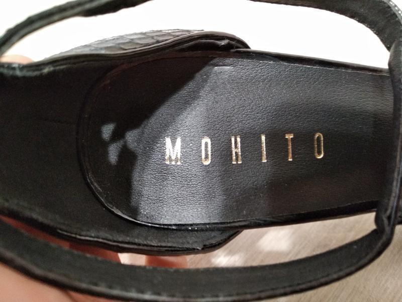 Босоножки mohito - Фото 6