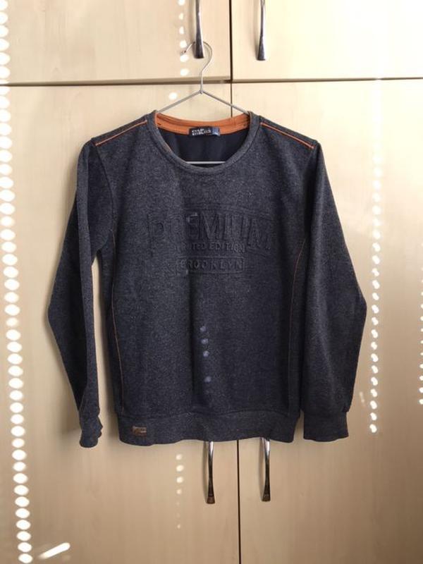 Кофта,свитер,реглан 134-140 рост