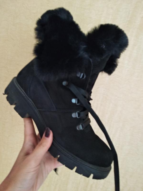 Зимние ботинки мида 24755 9 - Фото 9