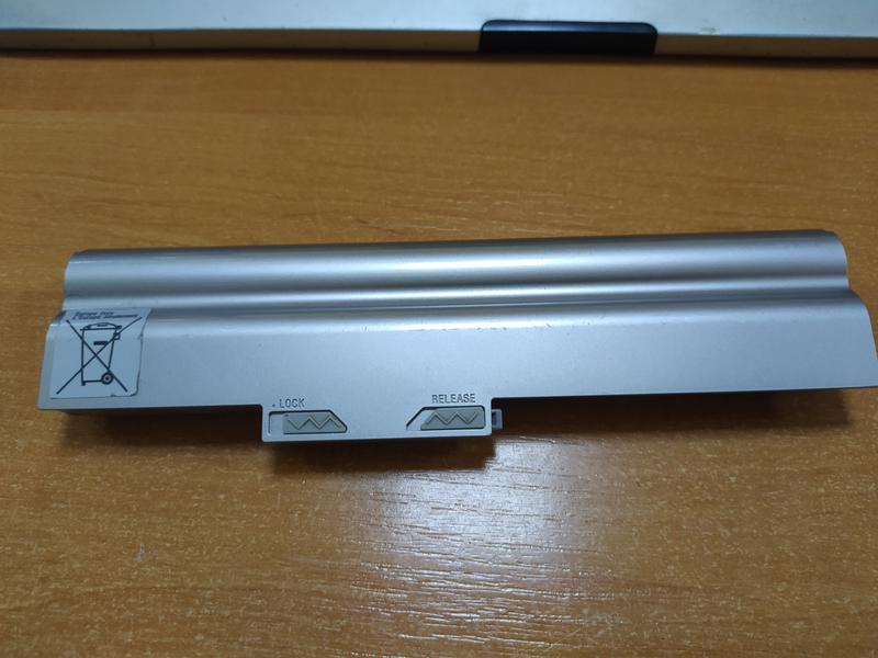 Аккумулятор для ноутбука Sony VGP-BPS12 11.1V Silver 5200mAhr