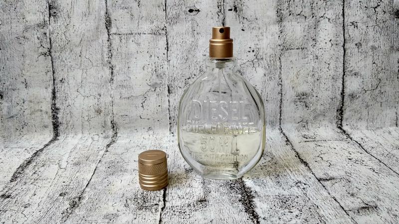 Туалетная вода diesel fuel for life for men 50ml  made in france - Фото 3