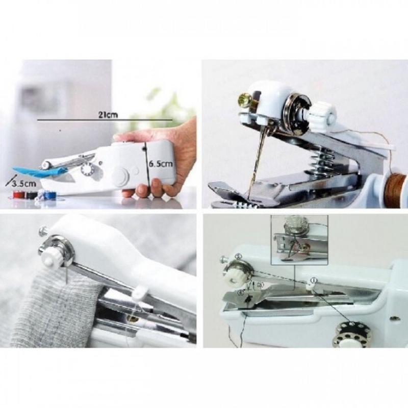 Швейная машинка ручная Handy Stitch - Фото 6