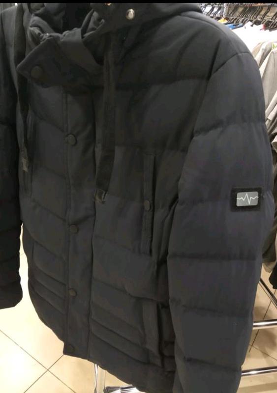 Пуховик, куртка зимняя - Фото 2