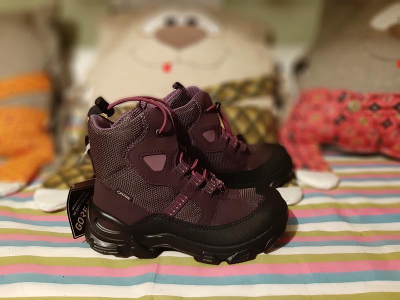 Зимние ботинки ессо snowboarder