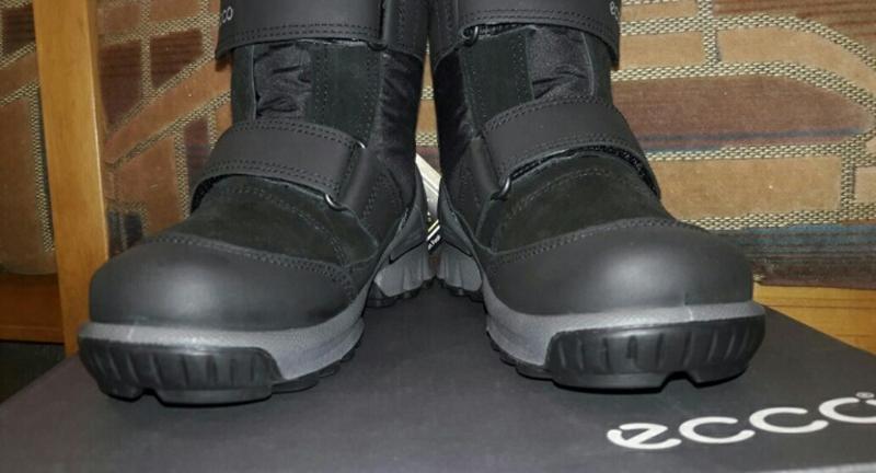 Зимние ботинки ecco biom hike - Фото 3