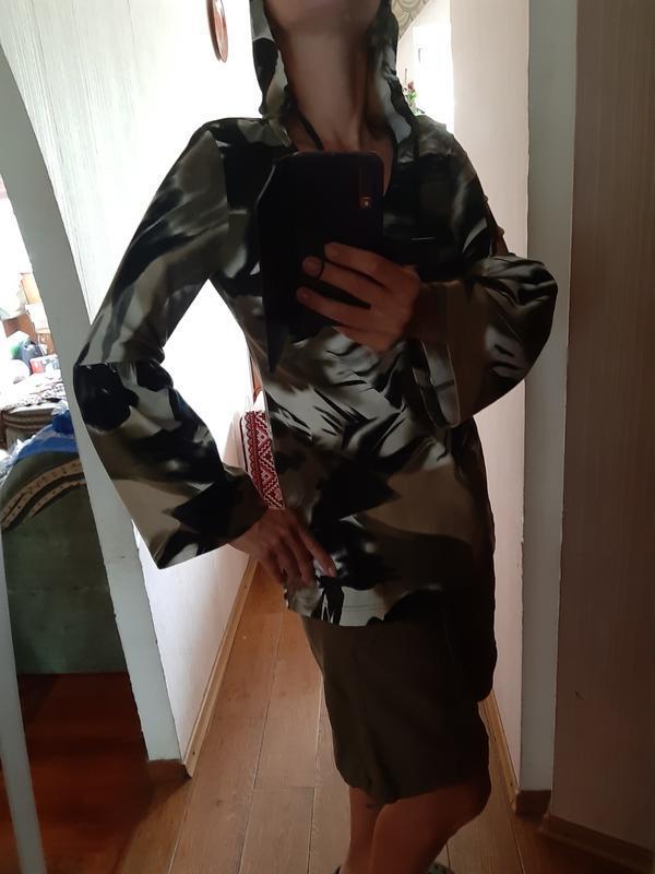 Туника с капюшоном 50 р ( l-xl) - Фото 3
