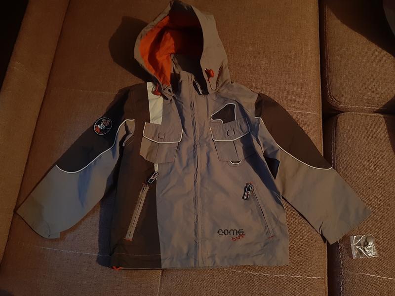 Куртка/ ветровка - Фото 2