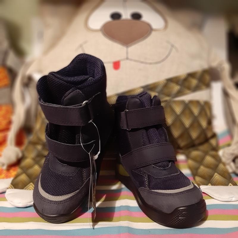 Супер ботиночки ecco
