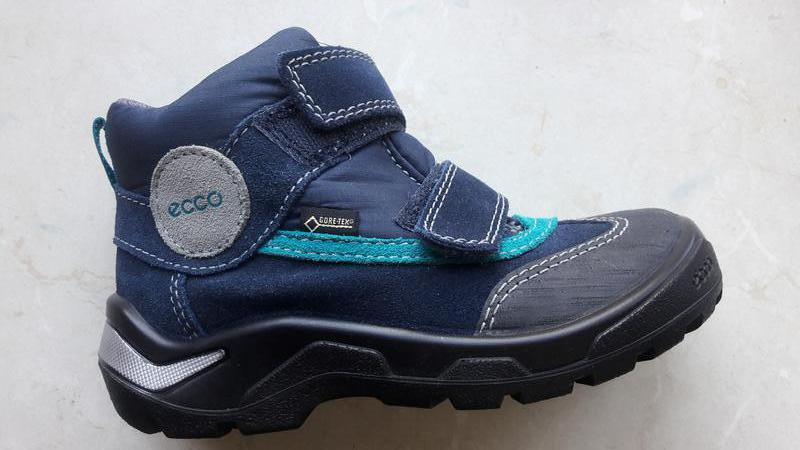 Зимние ботинки   ecco light 22