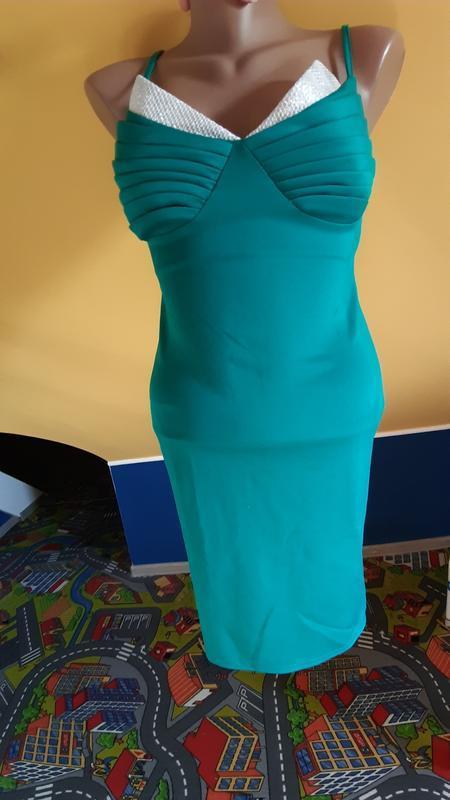 Платье с болеро - Фото 3