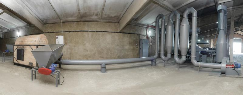 Оборудование, пресс для изготовления топливных брикетов - Фото 4
