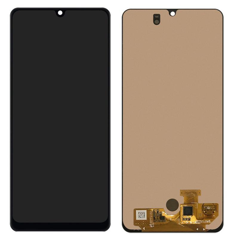 Дисплей Модуль Экран Samsung A31 SM A315 Оригинал с рамкой