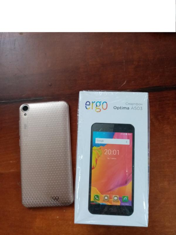 Ergo A503 дві сім карти . В хорошому стані - Фото 8