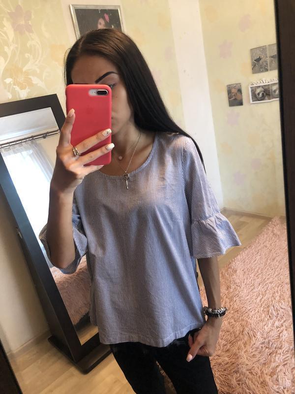 Легкая блуза s/m !!! ❤️❤️❤️