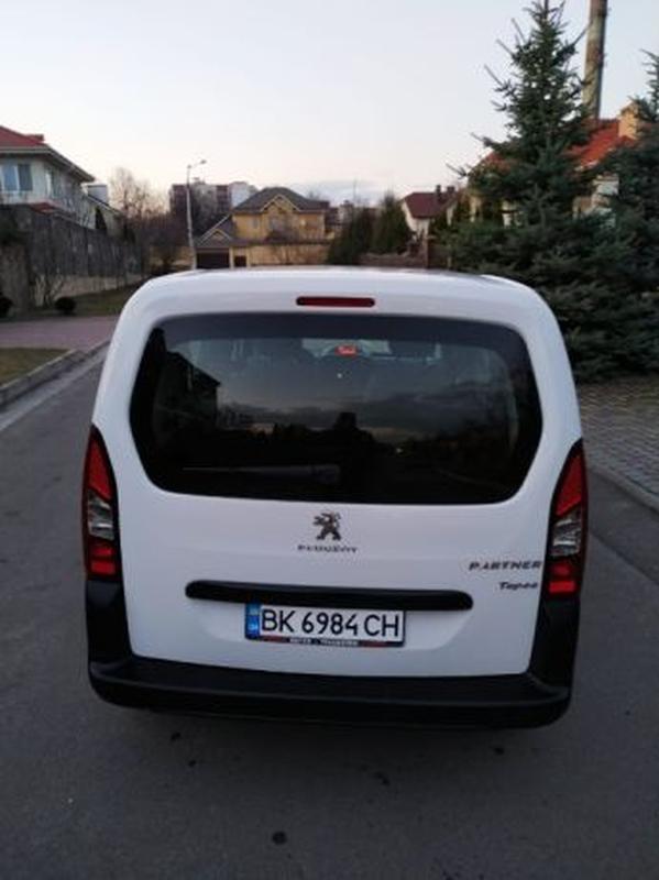 Peugeot Partner пасс. Tepee 2013 - Фото 4