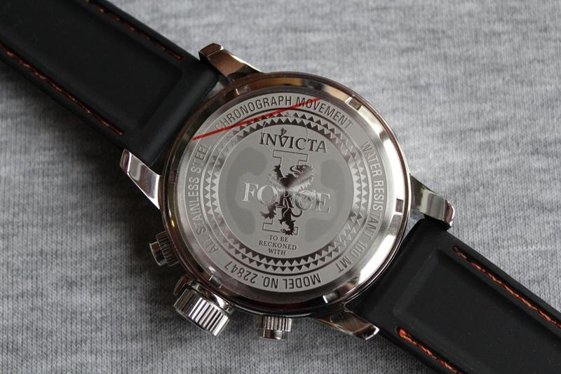 Мужские наручные часы Invicta Force - Фото 8