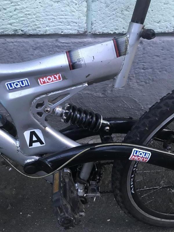 Гірський велосипед Ardis двохпідвісний shimano горный 26 - Фото 8