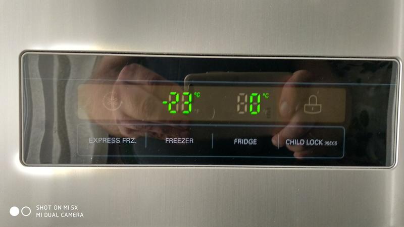 Холодильник LG Side by Side LG GW-B207 QLQA - Фото 5