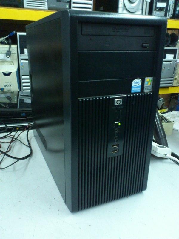 Системный блок HP (Core 2 duo)