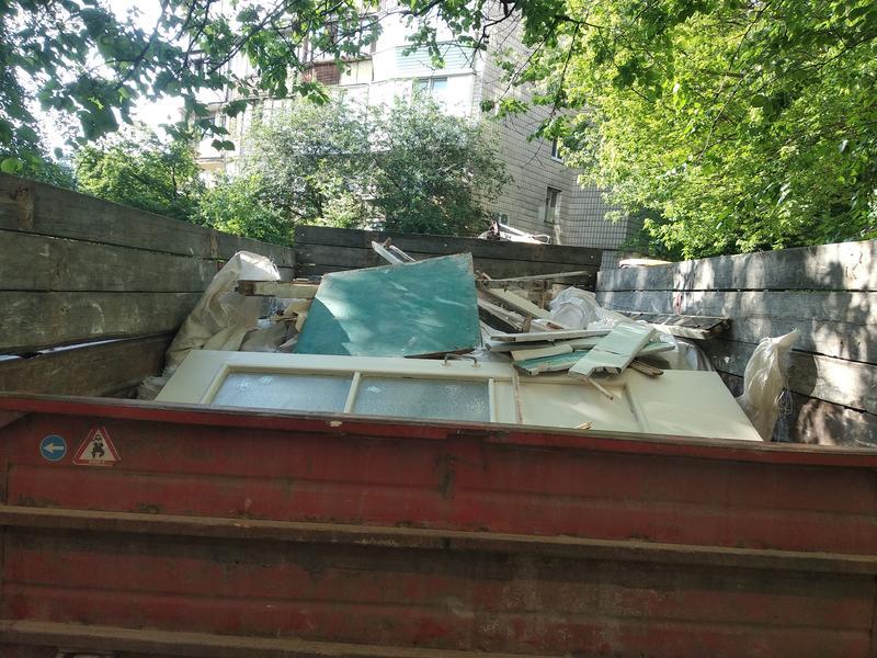 Вывоз строительного мусора. ЗИЛ - Фото 2