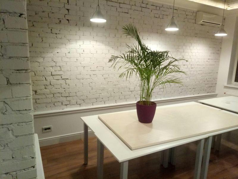 Покраска стен, квартир, офисов, промышленных помещений, и проч...