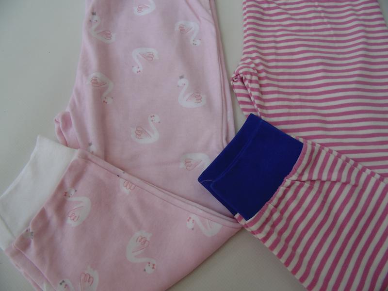 2 шт пижамные штаны primark англия 24-36 мес 98 см 2-3 г - Фото 2