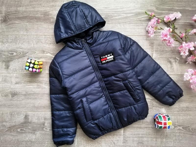Модна курточка для хлопчиків демі