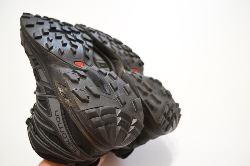 Трекінгові черевики salomon x-chase mid gtx - Фото 3