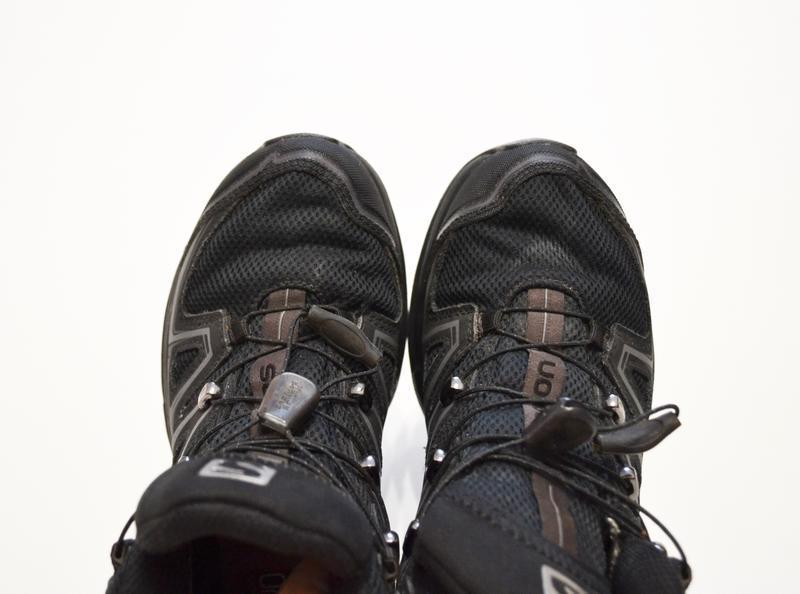Трекінгові черевики salomon x-chase mid gtx - Фото 4