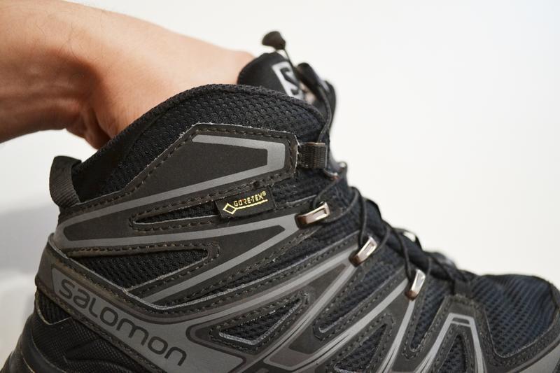 Трекінгові черевики salomon x-chase mid gtx - Фото 5