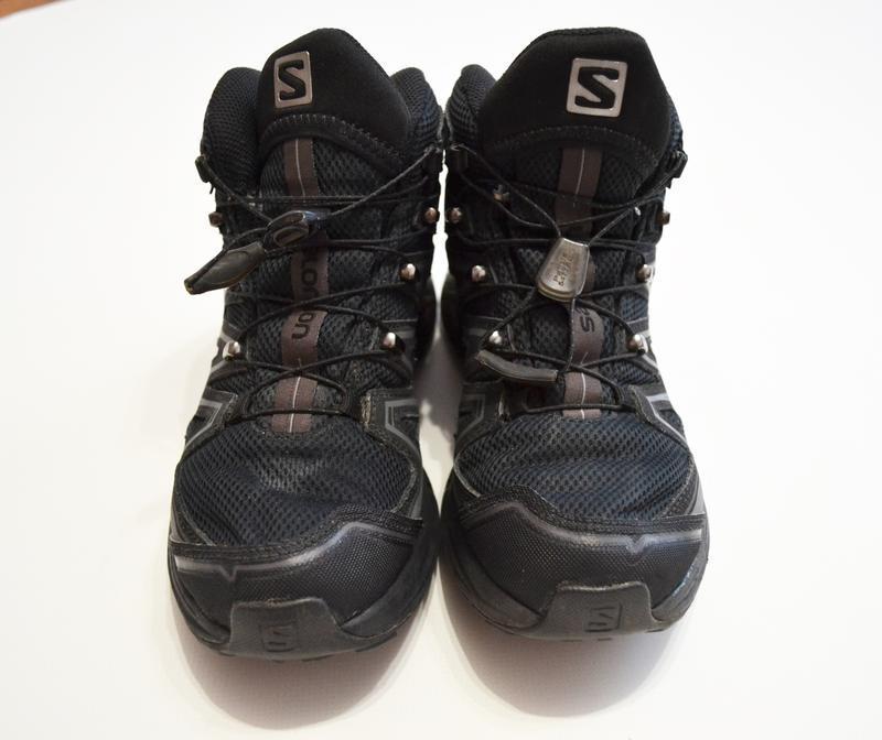 Трекінгові черевики salomon x-chase mid gtx - Фото 6