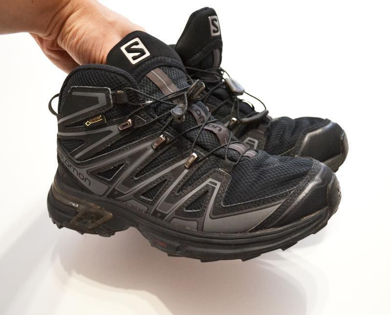 Трекінгові черевики salomon x-chase mid gtx - Фото 7