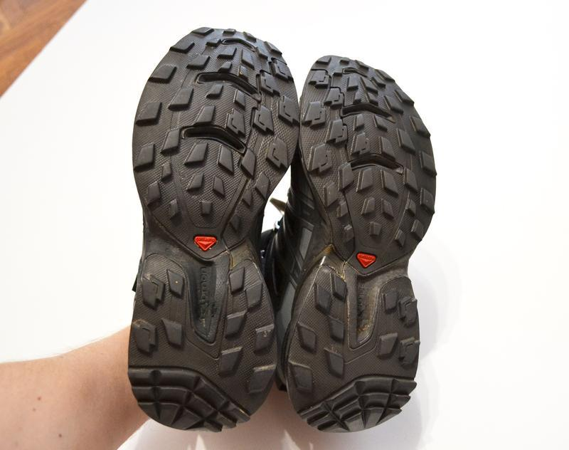Трекінгові черевики salomon x-chase mid gtx - Фото 8