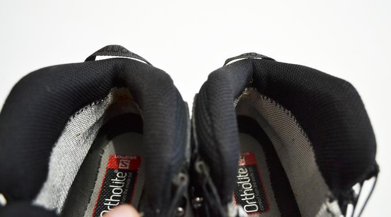 Трекінгові черевики salomon x-chase mid gtx - Фото 9