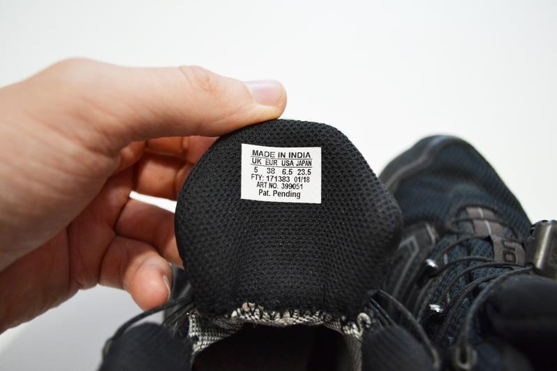 Трекінгові черевики salomon x-chase mid gtx - Фото 10