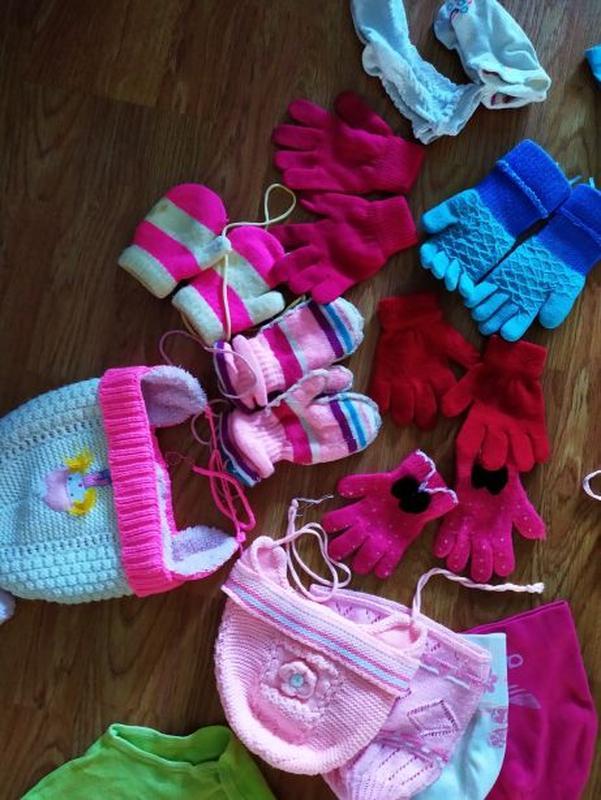 Набор вещей на девочку - Фото 6