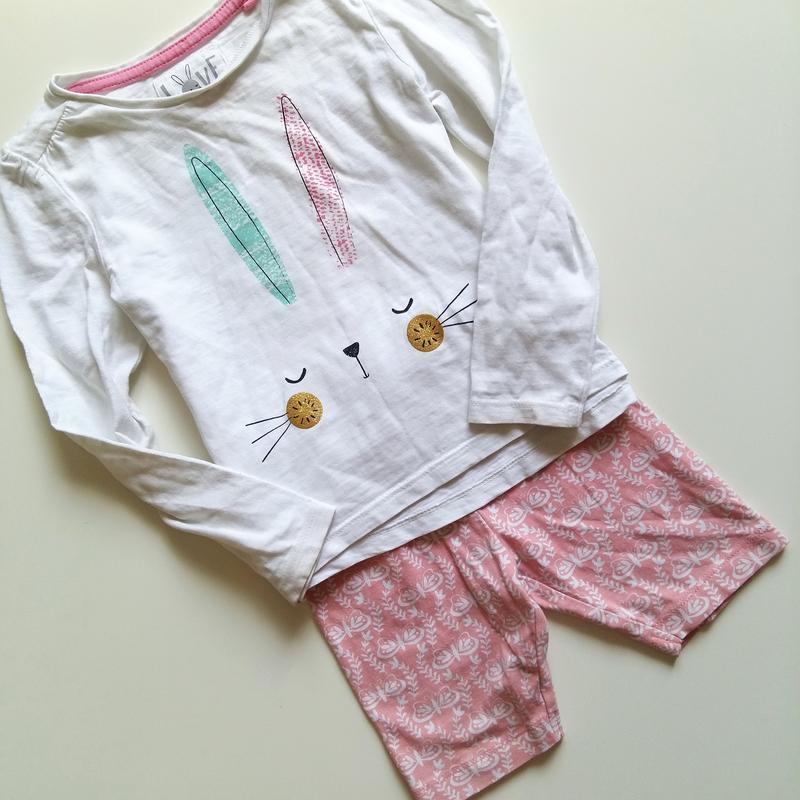 Одежда на девочку 2-3года года 92-98см комплект набор лосины ш... - Фото 3