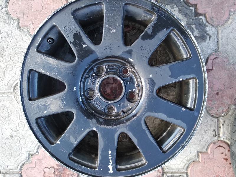 Автомобільні диски ауді б/у - Фото 4