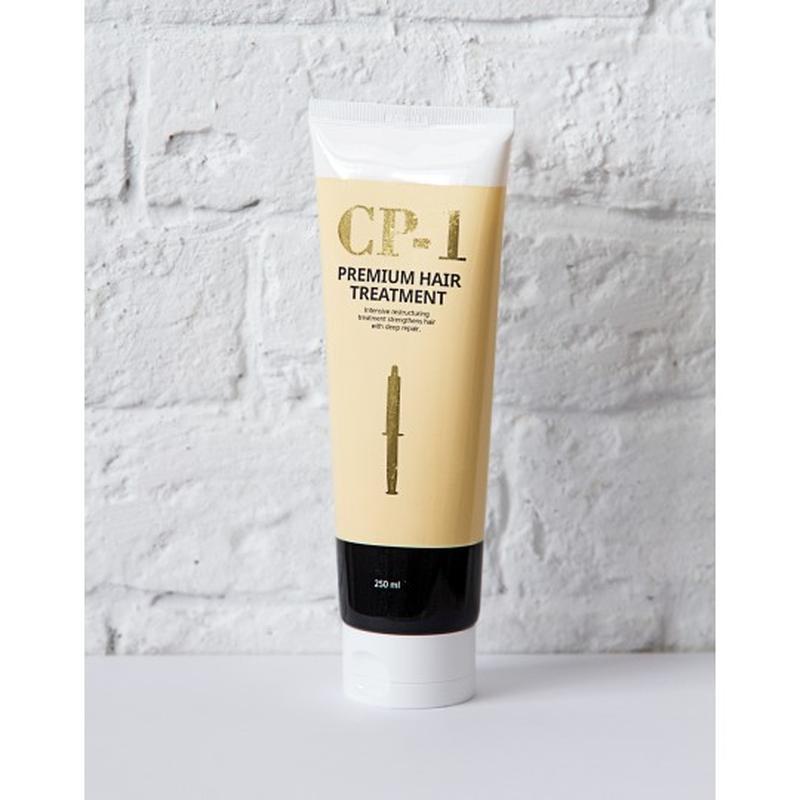Профессиональная маска для волос cp-1 premium hair treatment s...