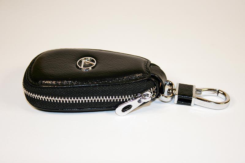 Ключница Lexus брелок, чехол для авто ключей - Фото 3